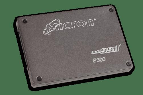 Micron P300 (c) 2010 Micron Technology