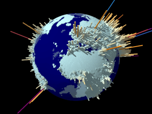 World population by Arenamontanus (cc) (from Flickr)