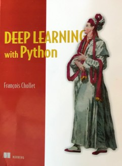 Image of the cover of the book Deep Learning with Python