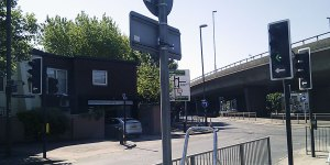 D05 - Peartree Way / A102