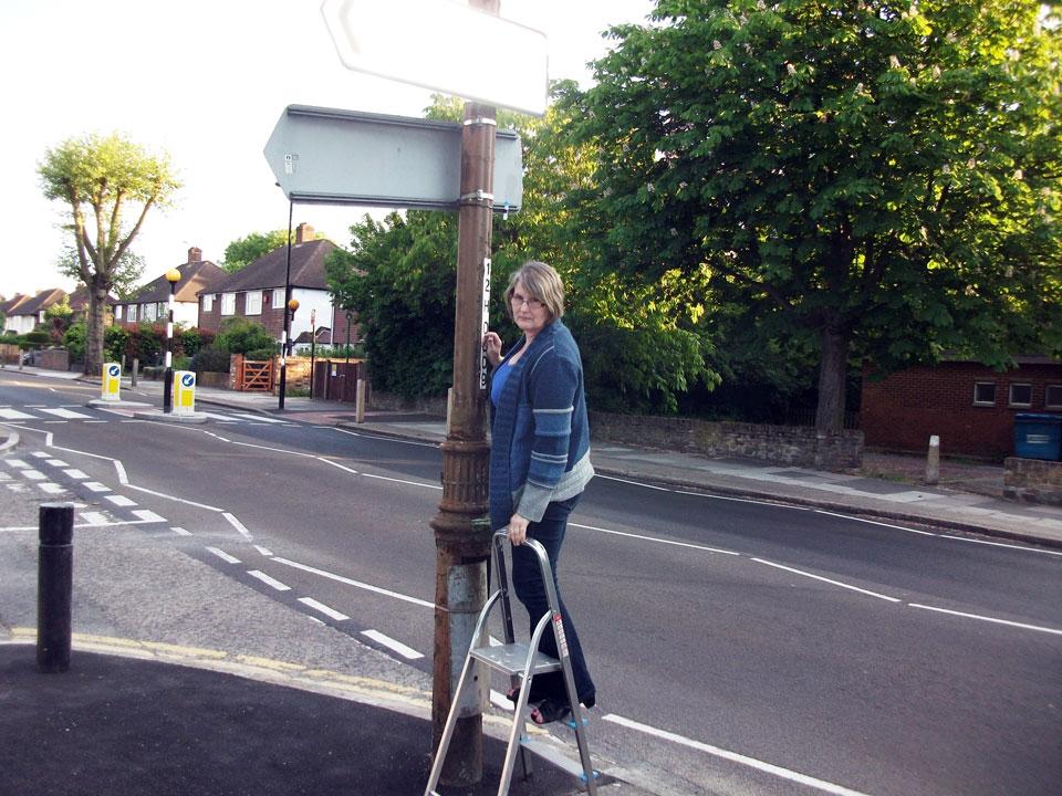 S21 – Kidbrooke Park Road / Brook Lane