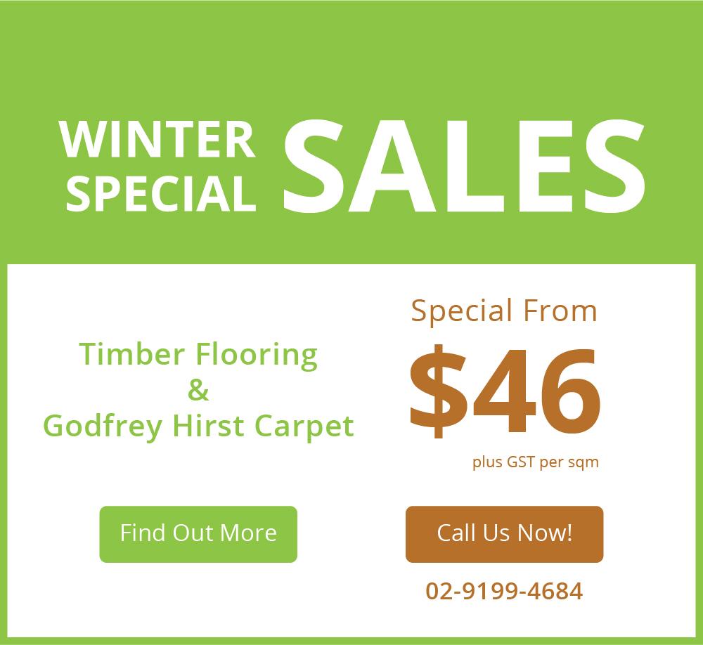 Winter Special Sales