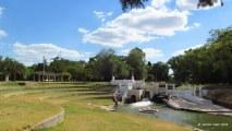 Anfiteatro sobre el Río Areco