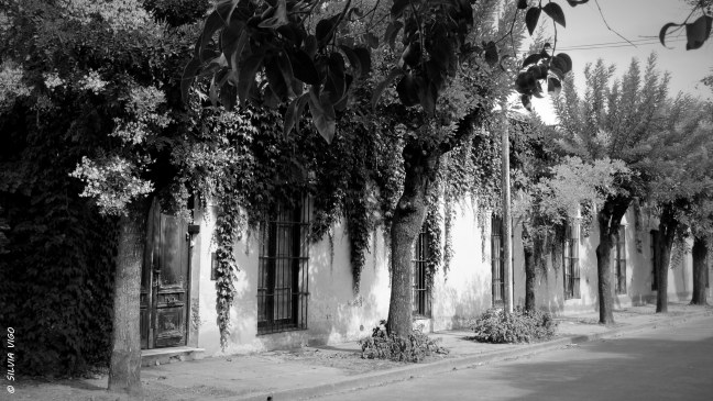 Casa de estilo colonial del casco urbano