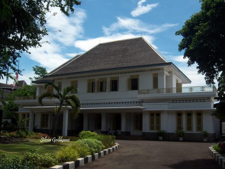 Museum Perumusan Naskah Proklamasi di Jalan Imam Bonjol Nomor 1, Jakarta Pusat, 6 Januari 2010. (Foto Silva Galikano)