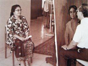 basoeki abdullah, pelukis basoeki abdullah, Tien Soeharto