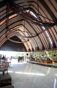 Lobi, hotel Inaya Putri Bali