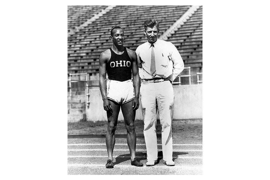 Jesse Owens2 blog Silvia Ghiara