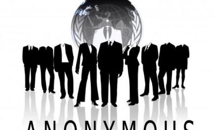 Anonymous atacam site da Nissan