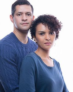 Richard e Chieko Miranda. Foto: Sweet Dreams Photo Studio