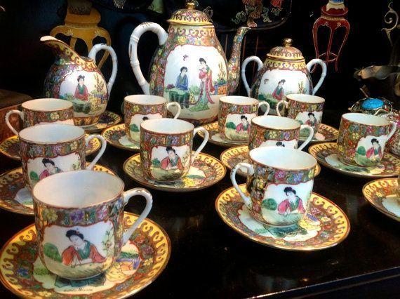 juego-de-cafe-tea set-satsuma