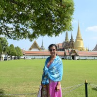 No calor de Bangkok