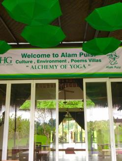 alam puisi welcome sign 2017 alchemy of yoga