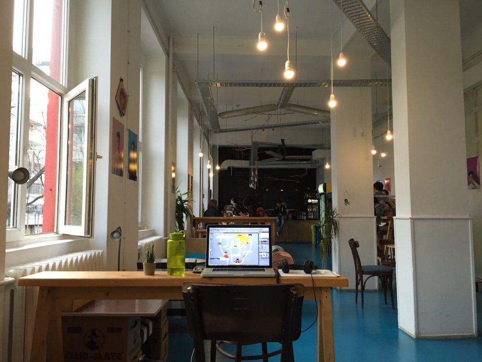 Balazs Szarka_coworking space
