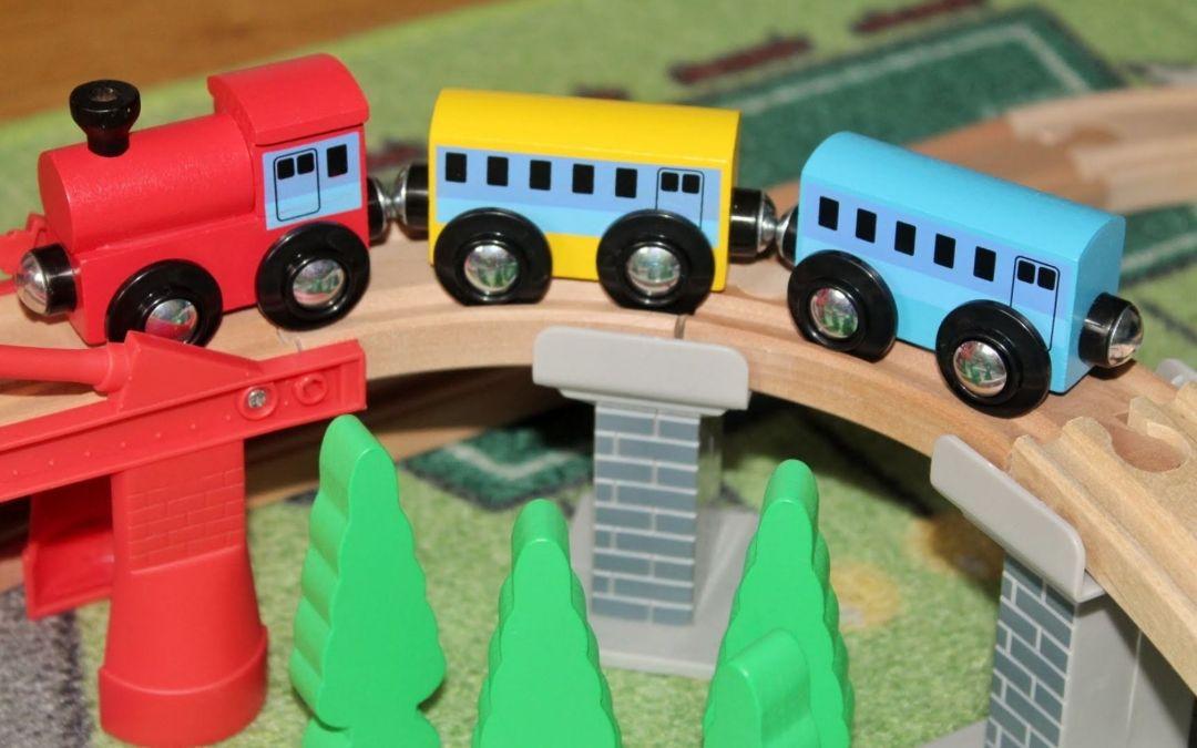 Come sgomberare spazio in casa dai giochi dei bambini