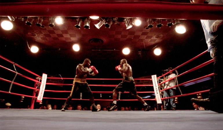 In the Ring: The Art of Boxing