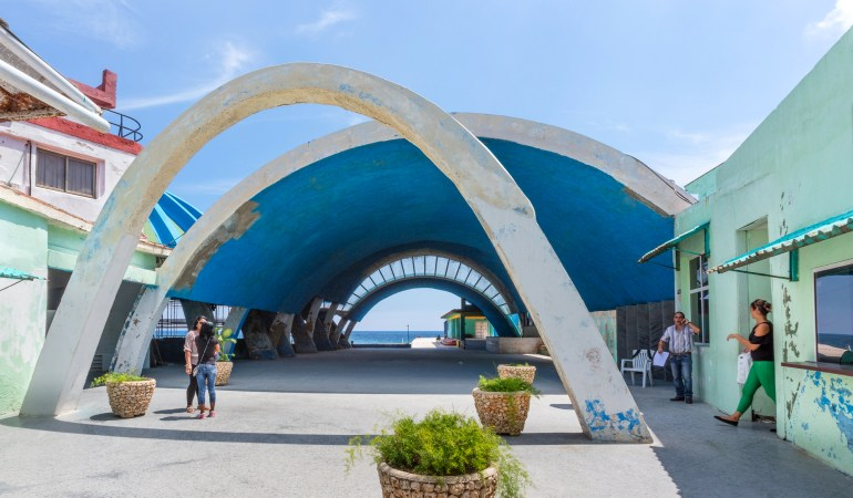 Cuba Modern Architecture