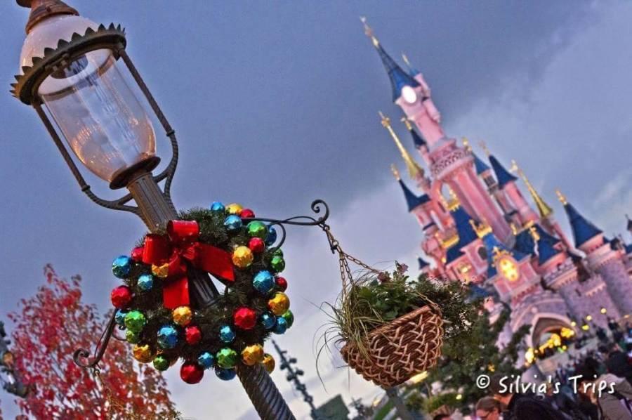 Silvia's Trips a Disneyland Paris