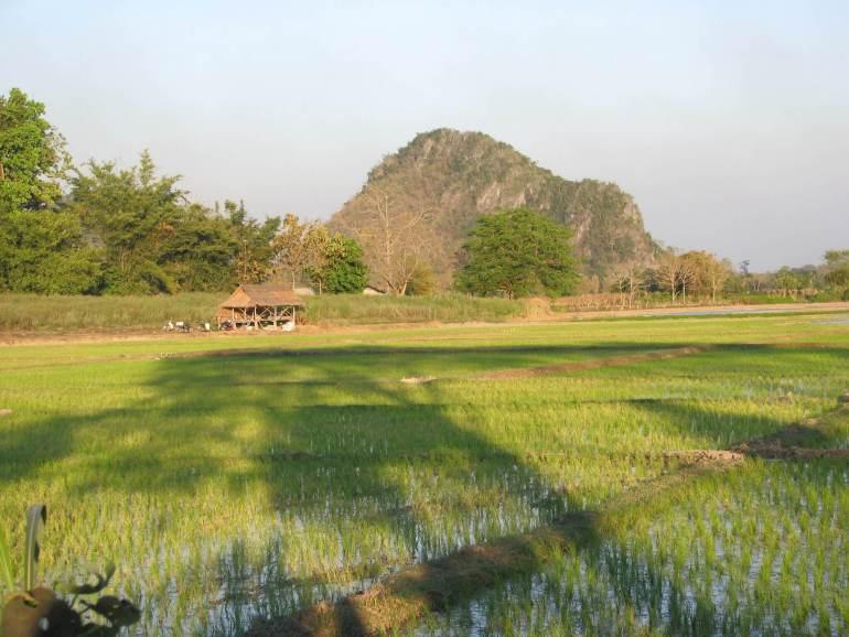 Chiang Rai non mi stanca