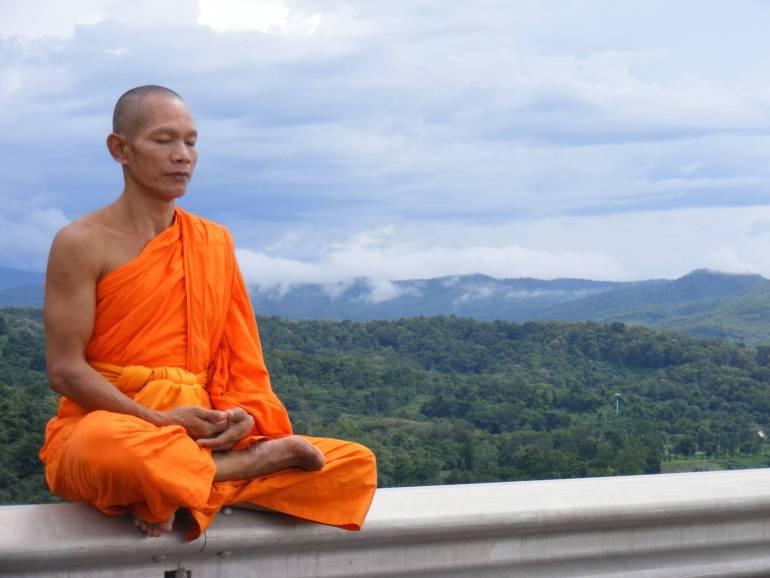 Phra Farang, an English monk in Thailand