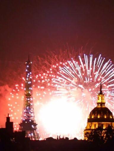Il 14 luglio la Francia e la mia Parigi sono in festa!