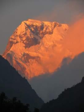 Una viaggiatrice in Nepal