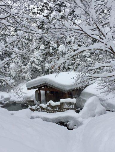 Guida agli onsen giapponesi, Nyuto Onsen - © Silvia's Trips