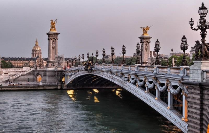 Midnight in Paris itinerary