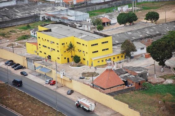 Complexo Penitenciário de Pedrinhas