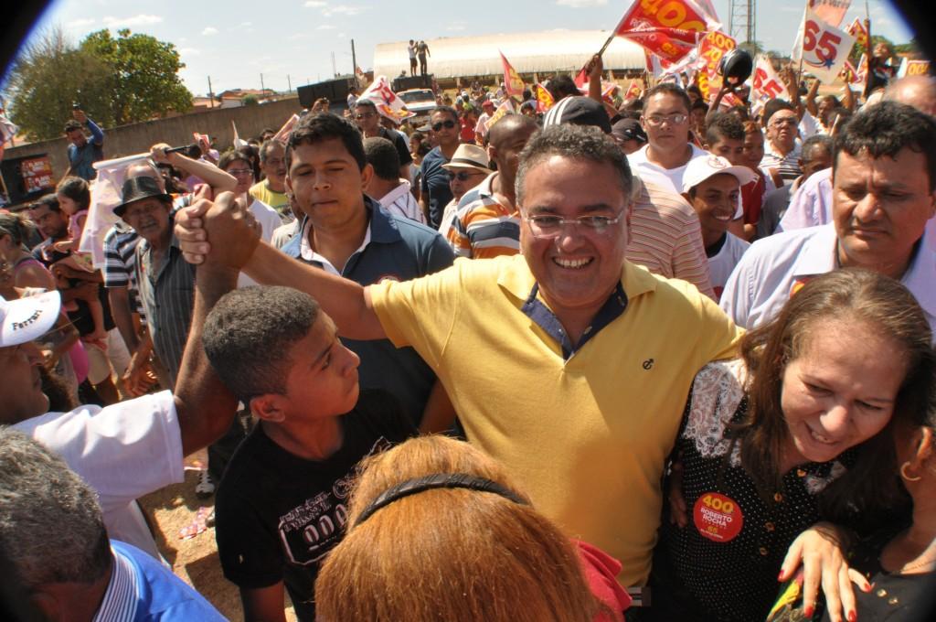 Roberto Rocha, durante a campanha, prometeu que trabalharia, entre outras coisas, pela Saúde no Estado