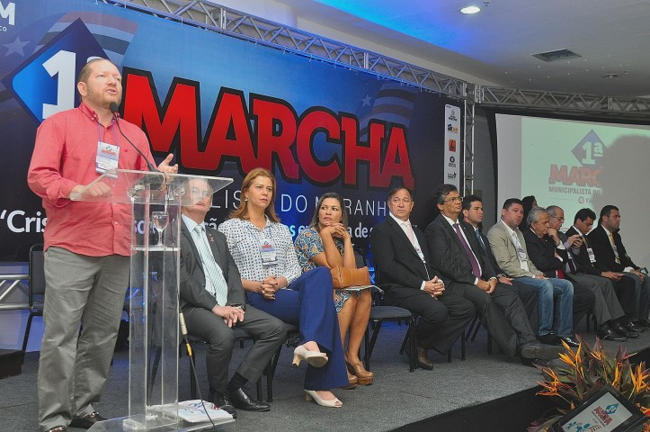 Primeira Marcha Municipalista reuniu autoridades do Estado em São Luís