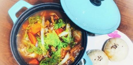 【限時團購】疫起在家煮-摩提MULTEE琺瑯鑄鐵鍋