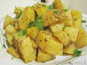 potatoes-baked-herbs