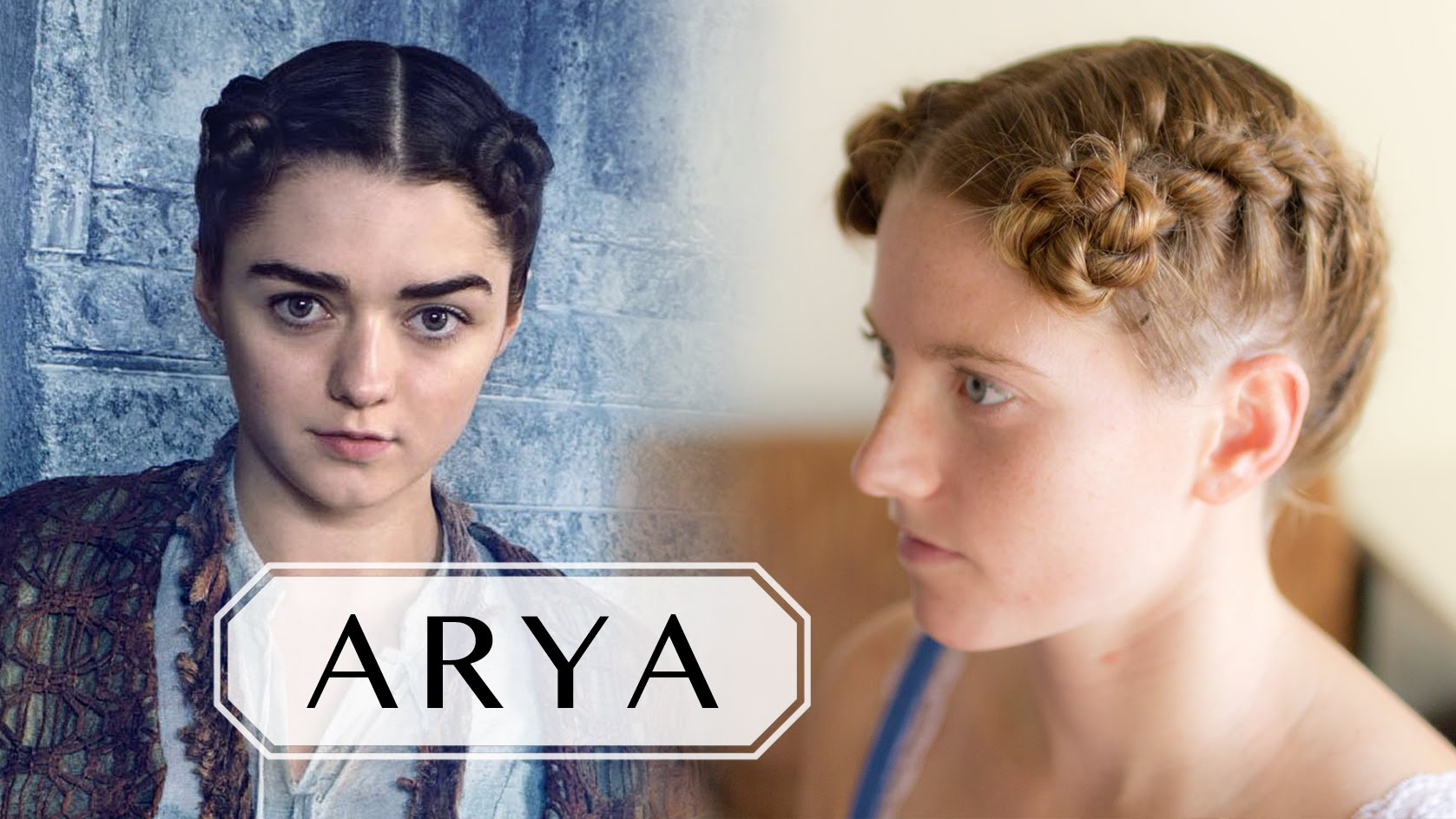 Arya's Braavos Braids