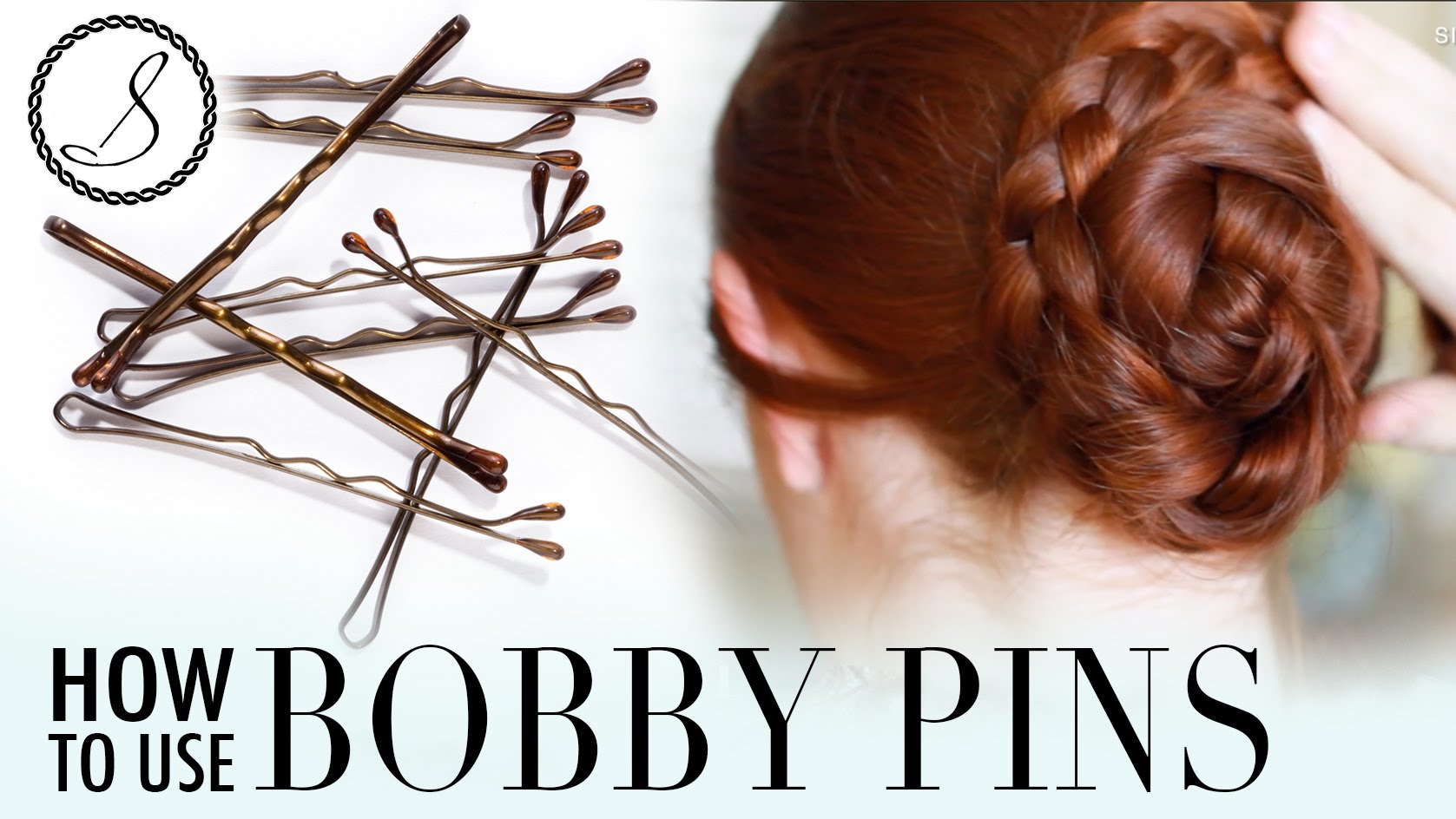 Hair Fundamentals: How to Use Bobby Pins!