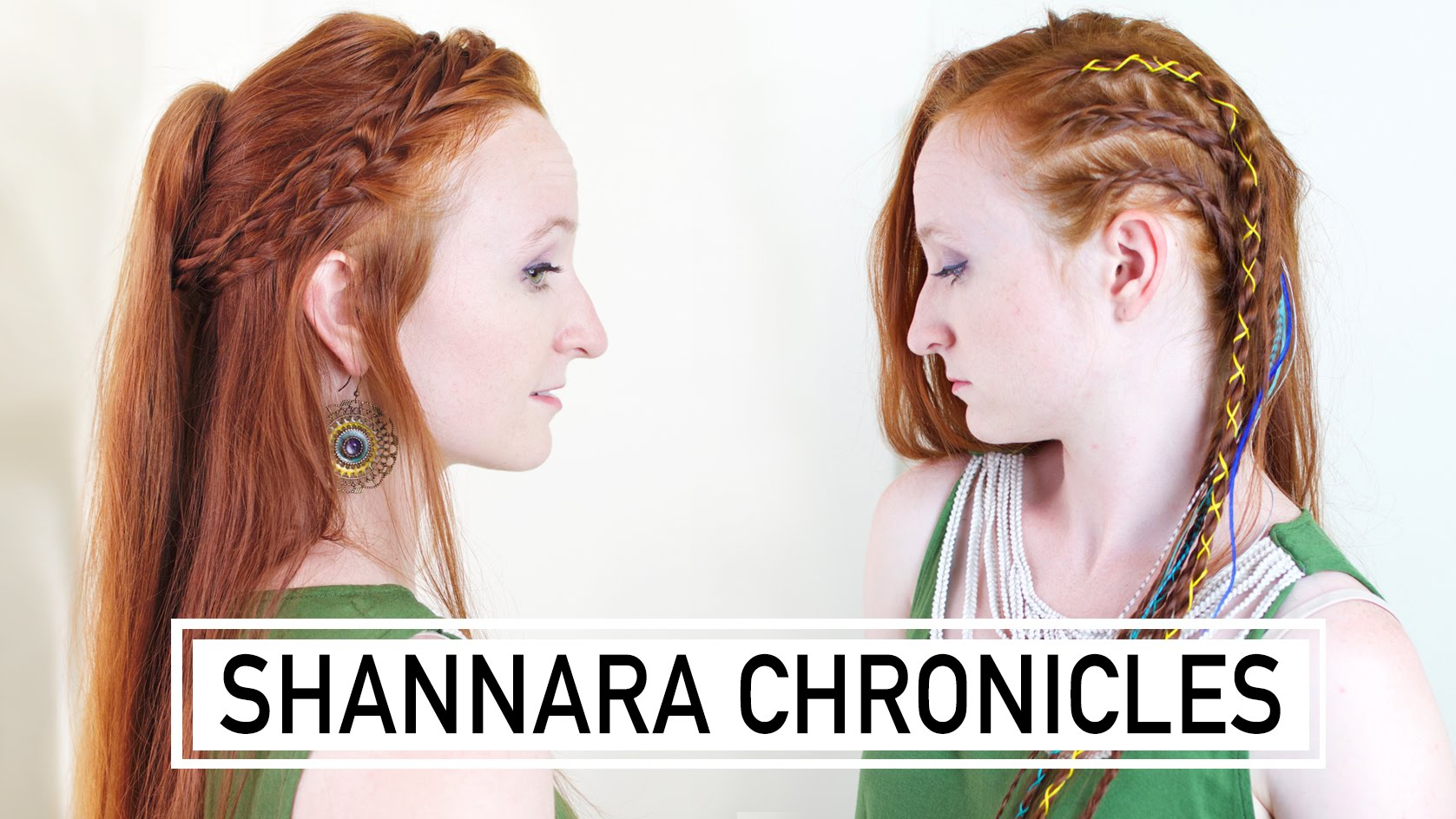 Hairstyles of the Shannara Chronicles
