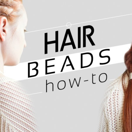 How to Use Hair Beads