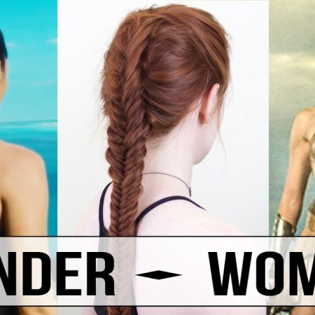 Wonder Woman Warrior Braid How To