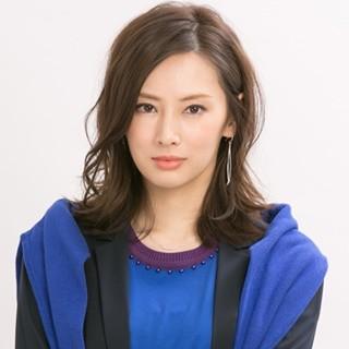 北川景子髪型可愛い画像1