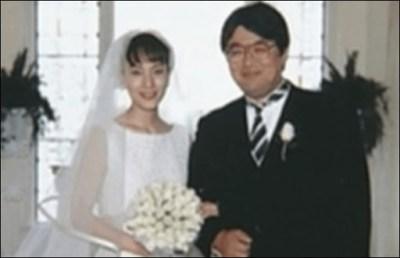 鈴木杏樹_山形基夫_結婚画像
