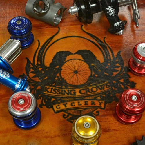 Kissing Crows Cyclery