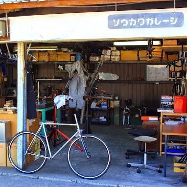 CORNER BIKES / ソウカワガレージ