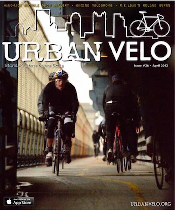 Urban Velo Issue 36