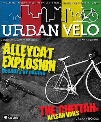 Urban Velo Issue 38