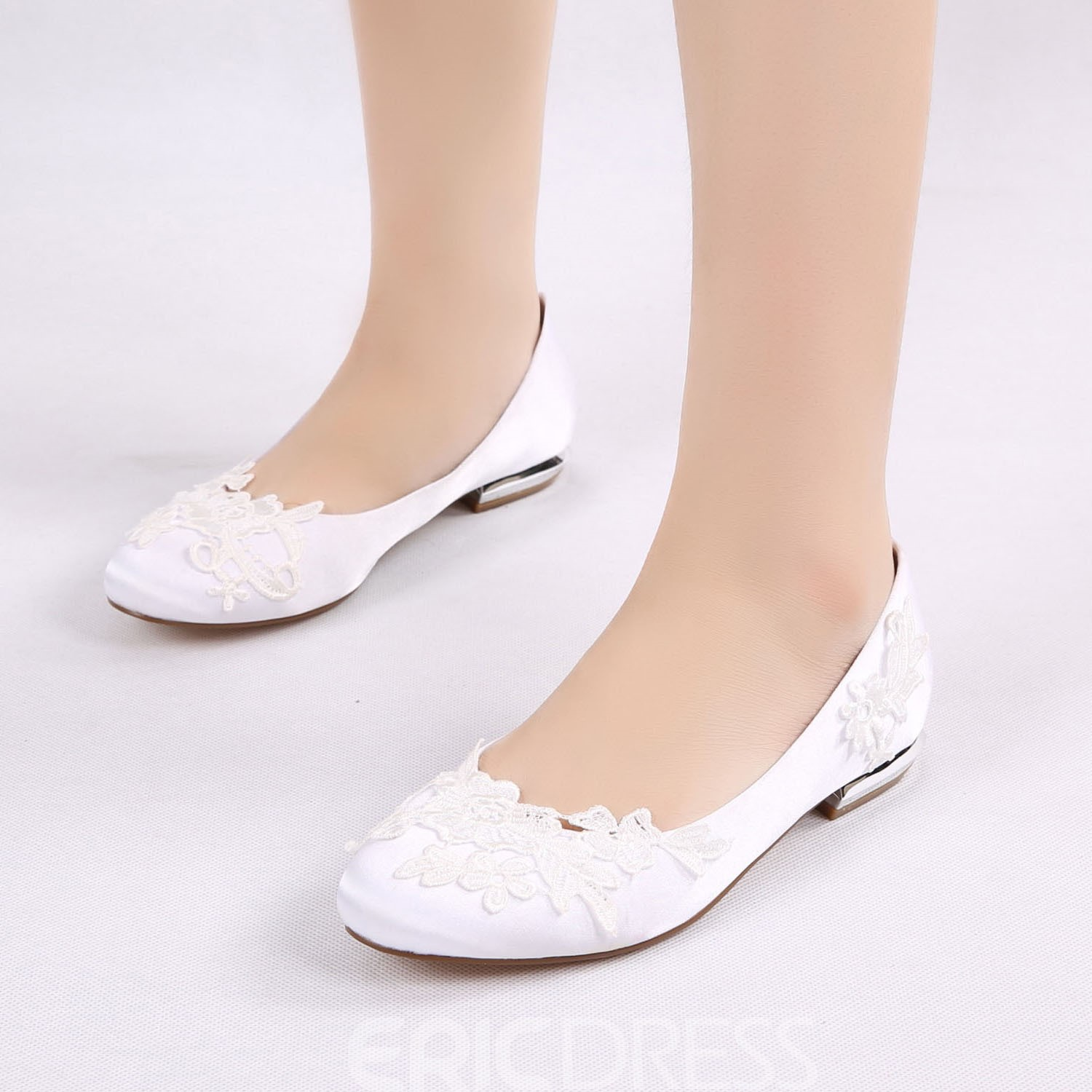 Chaussures De Mariage Simples Ericdress Round Toe 12919049