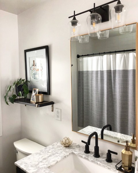 Sima Spaces Hallway Bathroom