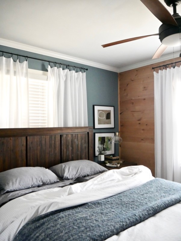 How I Completely Transformed Our Bedroom in Just One Day | Sima Spaces