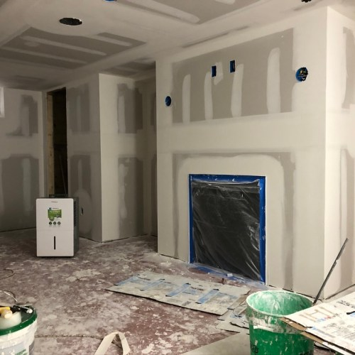 Sima Spaces ORC Week 3: drywall installation, and tips on hiring trades