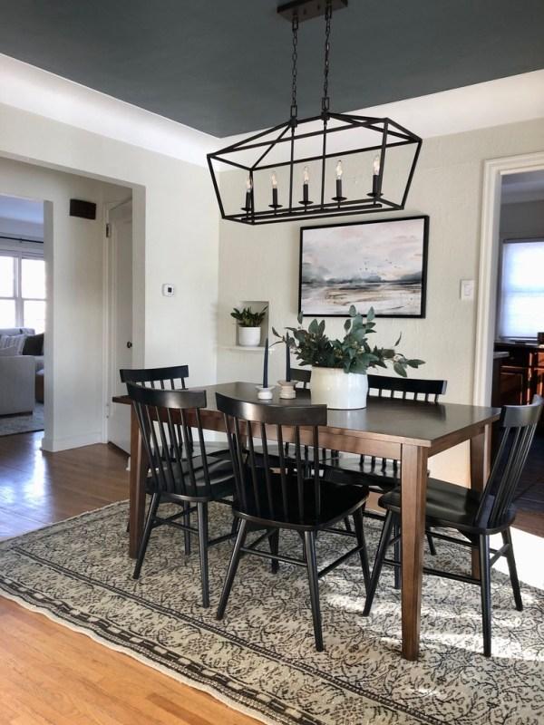 Sima Spaces: Bayard Bungalow Dining Room