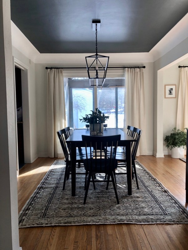 Sima Spaces: Bayard Bungalow Dining Room